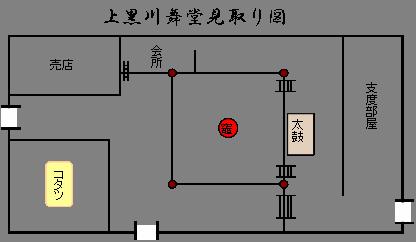 上黒川の舞堂